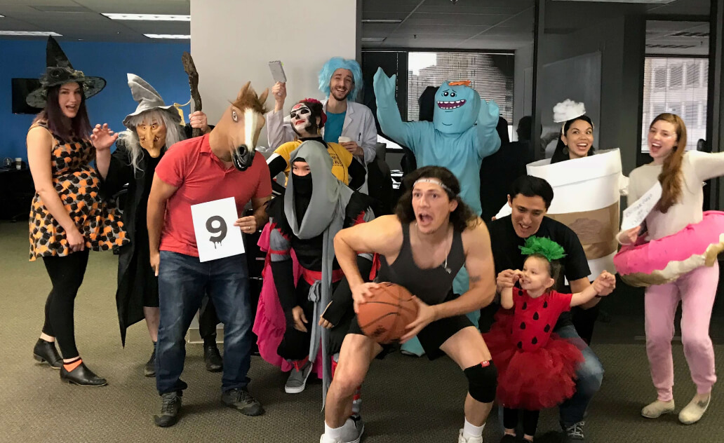 Halloween at Digiboost